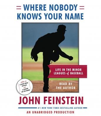Download Where Nobody Knows Your Name: Life In the Minor Leagues of Baseball by John Feinstein