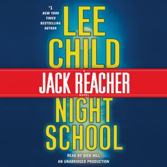 Night School, Audio book by Lee Child