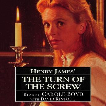 Turn of the Screw by  Henry James