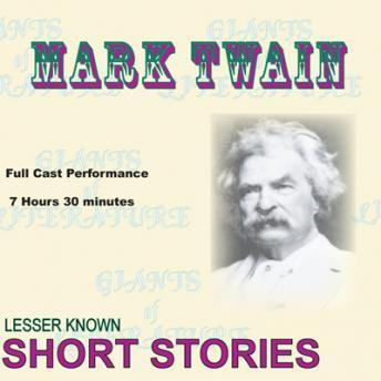 Humorous Short Stories of Mark Twain by  Mark Twain