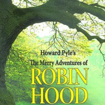 summary of merry adventures of robin hood