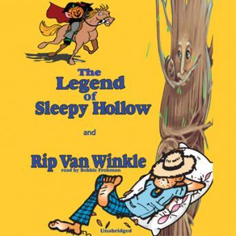 Rip Van Winkle and The Legend of Sleepy Hollow by  Washington Irving
