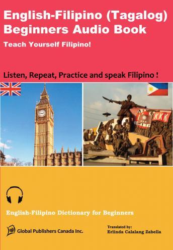 Teach Yourself Filipino, Beginners Audio Book