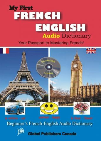 French-English Audio book  for Beginners (Teach yourself French)