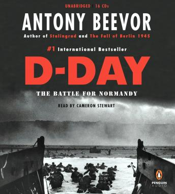 listen to d day the battle for normandy by antony beevor at. Black Bedroom Furniture Sets. Home Design Ideas