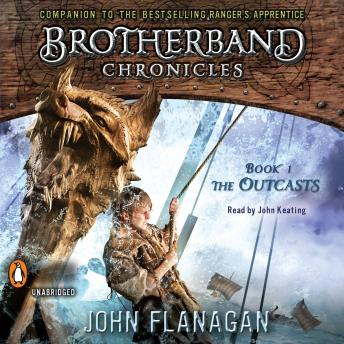 Listen to Outcasts: Brotherband Chronicles, Book 1 by John ...