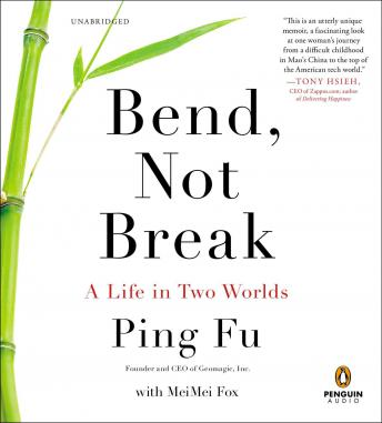 Free Bend, Not Break: A Life in Two Worlds Audiobook read by Robin Miles