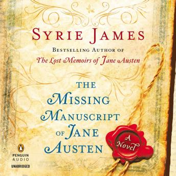 Download Missing Manuscript of Jane Austen by Syrie James