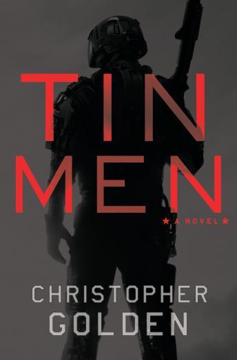 Tin Men: A Novel by  Christopher Golden