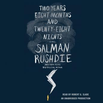 Two Years Eight Months and Twenty-Eight Nights: A Novel by  Salman Rushdie