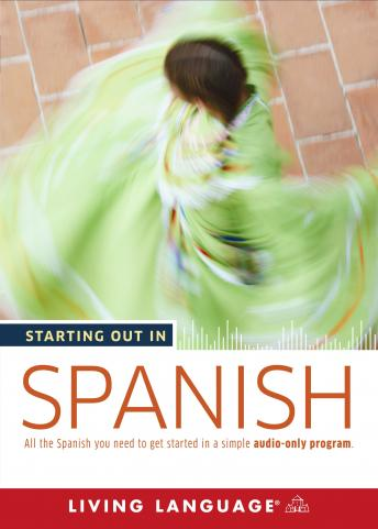 Download Starting Out in Spanish by Living Language (audio)