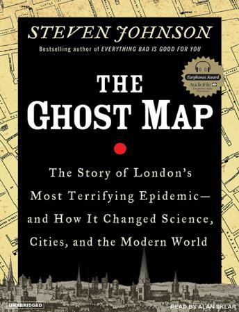 Download Ghost Map by Steven Johnson