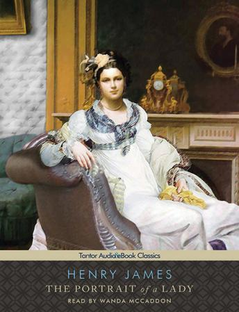 Portrait of a Lady [With eBook]
