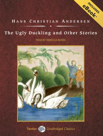 Ugly Duckling and Other Stories [With eBook], Hans Christian Andersen