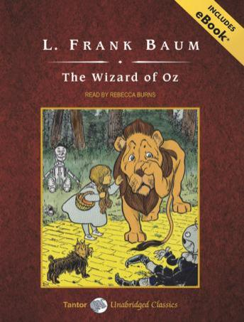 Wizard of Oz [With eBook], L. Frank Baum