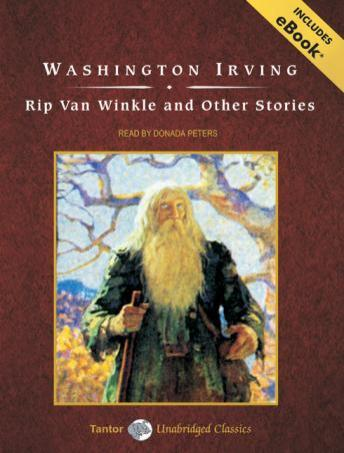 Rip Van Winkle and Other Stories [With eBook] by  Washington Irving