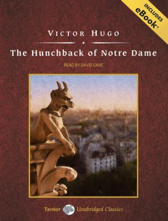 Hunchback of Notre Dame [With eBook] by  Victor Hugo