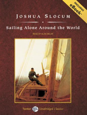 Sailing Alone Around the World [With eBook]