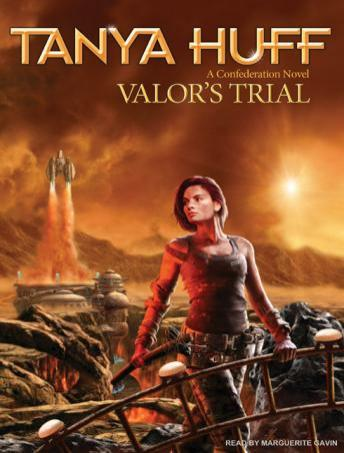 Free Valor's Trial Audiobook read by Marguerite Gavin