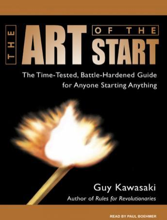 The art of the start audiobook free download