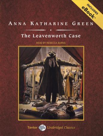 Leavenworth Case [With eBook] by  Anna Katharine Green