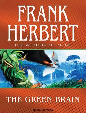 Green Brain by  Frank Herbert