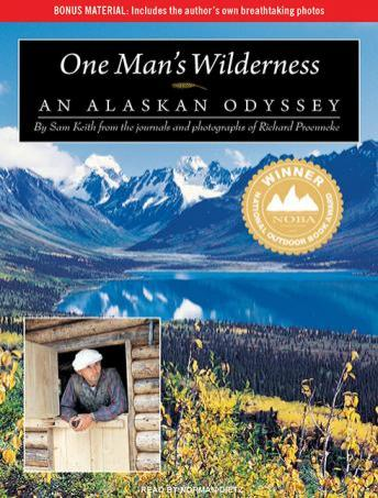 Download One Man's Wilderness by Sam Keith