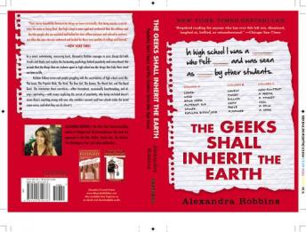 alexandra robbin's the geeks shall inherit Write on, wednesday: meet alexandra robbins of the nurses: a  her  previous book, the geeks shall inherit the earth, was.