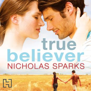 book reports on true believer by nicholas sparks