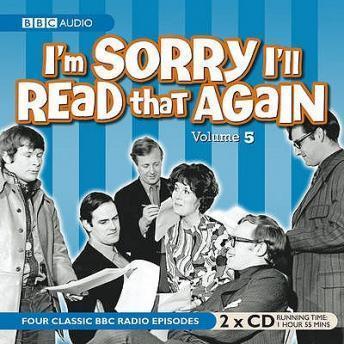 I'm Sorry I'll Read That Again 5