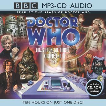 Doctor Who: Tales From The Tardis Vol 2, Doctor Who