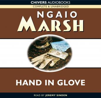 Free Hand in Glove Audiobook read by Jeremy Sinden