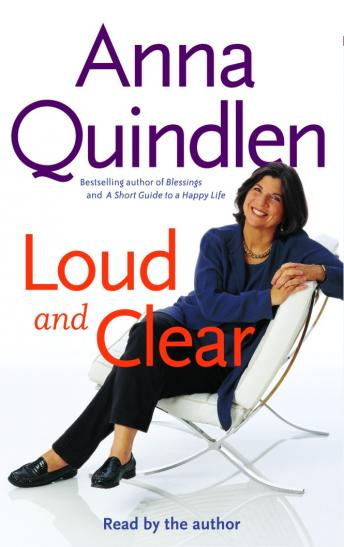 quindlen summary Anna quindlen has always told stories she began her career at newspapers,  starting off as a copy girl at the new york times and eventually.