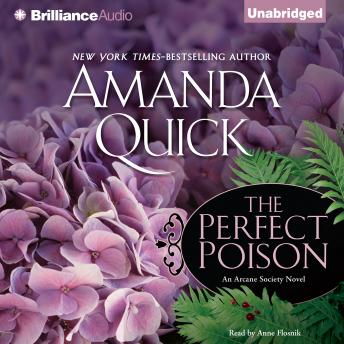 Free Perfect Poison Audiobook read by Anne Flosnik