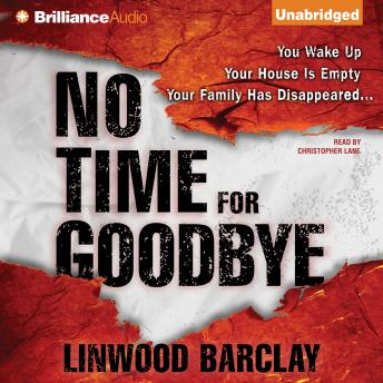 Free No Time for Goodbye Audiobook read by Christopher Lane