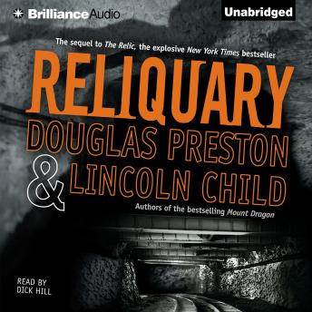 Download Reliquary by Douglas Preston, Lincoln Child