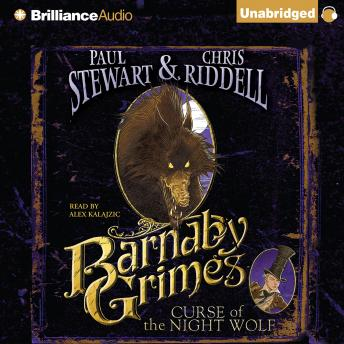Free Barnaby Grimes Audiobook read by Alex Kalajzic