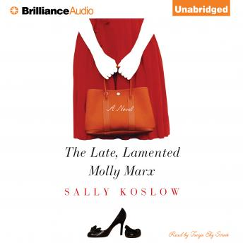 Free Late, Lamented Molly Marx Audiobook read by Tanya Eby