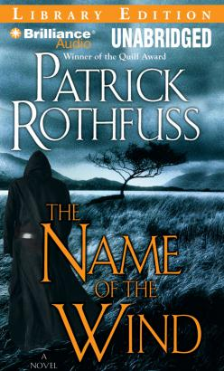 Download Name of the Wind by Patrick Rothfuss