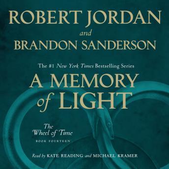 Memory of Light by  Robert Jordan, Brandon Sanderson