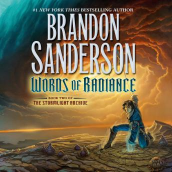 Words of Radiance, Brandon Sanderson