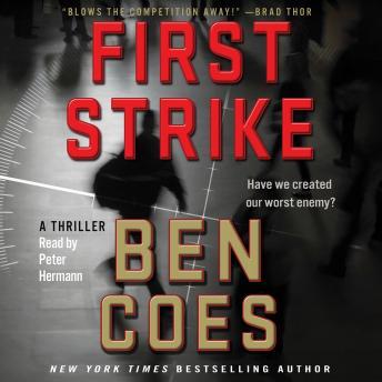 First Strike: A Thriller