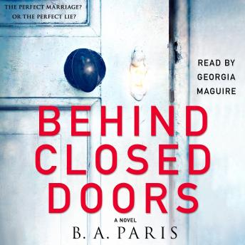Download Behind Closed Doors by B. A. Paris