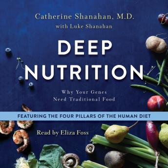 Download Deep Nutrition: Why Your Genes Need Traditional Food by Catherine Shanahan M.D., Luke Shanahan