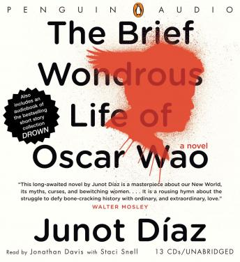 Download Brief Wondrous Life of Oscar Wao by Junot Diaz