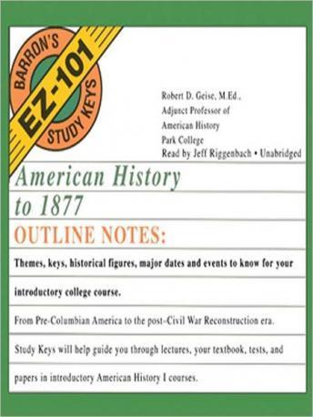 Barron's EZ-101 Study Keys