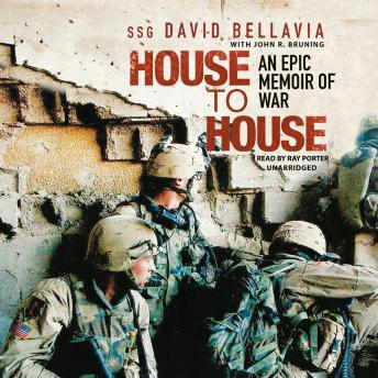 House to House: An Epic Memoir of War, Audio book by David Bellavia