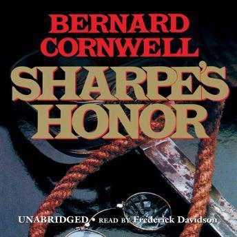 Sharpe's Honor (Richard Sharpe's Adventure Series #16), Cornwell, Bernard, 01401