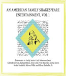 An American Family Shakespeare Entertainment, Vol. 1 by  Charles Lamb