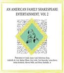 An American Family Shakespeare Entertainment, Vol. 2 by  Charles Lamb